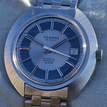 Festina Steel 40mm Automatic pre-owned
