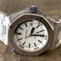 Audemars Piguet Steel 42mm Automatic 15710ST.OO.A010CA.01 new