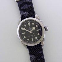 Tudor 79500 Zeljezo 2017 Black Bay 36 36mm rabljen