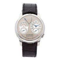 F.P.Journe Chronometre à Resonance Platinum 40mm Grey Arabic numerals United States of America, Pennsylvania, Bala Cynwyd