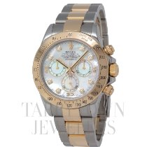 Rolex Daytona Gold/Steel 40mm Mother of pearl United States of America, New York, Hartsdale