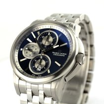 Maurice Lacroix Pontos Chronographe Steel 42.5mm Blue