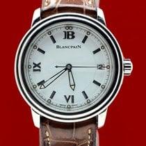 Blancpain Léman Ultra Slim Zeljezo Crn