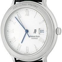 Audemars Piguet Huitième Steel 40mm White Roman numerals