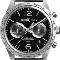 Bell & Ross BR V1 BR-126-GT-BA-0-46 new