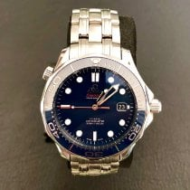 Omega Seamaster Diver 300 M 212.30.41.20.03.001 2011 pre-owned