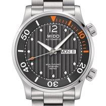 Mido Stal 42mm Automatyczny M005.930.11.060.80 nowość
