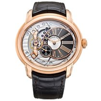 Audemars Piguet Millenary 4101 new 2018 Automatic Watch only Ref. 15350OR.OO.D093CR.01