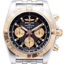 Breitling Chronomat 44 Stahl / Roségold CB011012.B968.375C