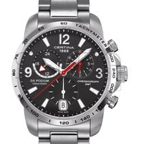Certina DS Podium Big Size GMT Chronograph