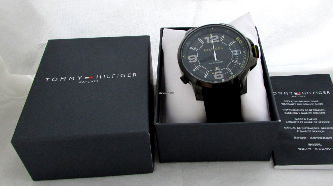 Tommy Hilfiger watches - all prices for Tommy Hilfiger watches on Chrono24 d169aaf1d85