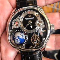 Greubel Forsey GMT Tourbillon PLATINUM
