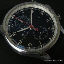 """IWC : Chronograph Portugeiser Yachtclub """"Ref.3902-10""""..."""