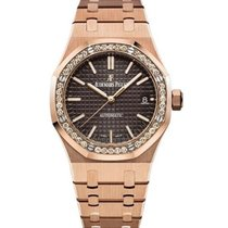 Audemars Piguet Rose gold 37mm Automatic 15451OR.ZZ.1256OR.04 new