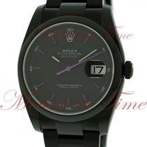 "Rolex Datejust 116200 ""Purple"" new"