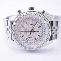 Breitling for Bentley Motors Chronograph 49mm Stainless Steel...