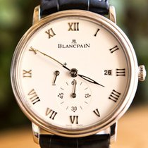 Blancpain Villeret Small Seconds Date & Power Reserve in...