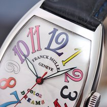 Franck Muller Cintree Curvex Master Of Complication Color...