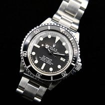 "ロレックス (Rolex) Sea-Dweller  ""Great White"" Mark 1 dial"