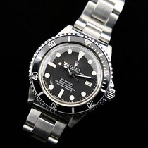 "롤렉스 (Rolex) Sea-Dweller  ""Great White"" Mark 1 dial"