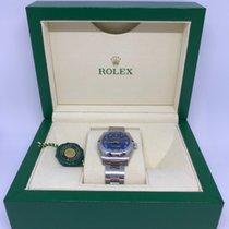 Rolex Oyster Perpetual Lady 177200 - full set - azure blau