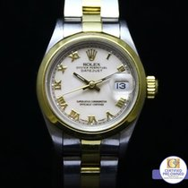 Rolex Oyster Perpetual Lady Date Goud/Staal 26mm Romeins Nederland, 'S-Hertogenbosch