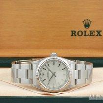 Rolex Oyster Perpetual Medium Mid Weißgold 18k 31mm