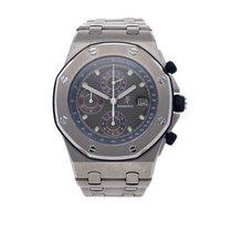 愛彼 Pre-Owned  Royal Oak Offshore Chronograph 25721TI.O.1000TI.01