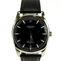 Rolex Cellini Danaos White gold 38mm Black No numerals United States of America, Florida, Miami
