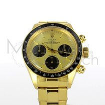 Rolex 6263 Yellow gold 1982 Daytona 37mm pre-owned