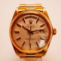 Rolex 1803 Or jaune Day-Date 36 36mm