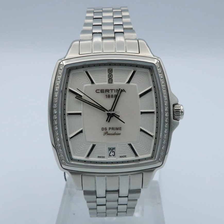 Certina DS Prime Women s Watch for  412 for sale from a Trusted Seller on  Chrono24 7efeeac3cba