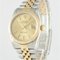 Rolex Lady-Datejust gebraucht 30mm Gold/Stahl