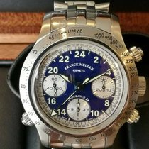Franck Muller Chronograph 40mm Automatic 1995 pre-owned Blue