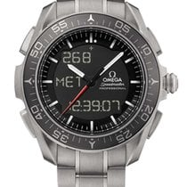 Omega Speedmaster Skywalker X-33 Titanium Black United States of America, Florida, North Miami Beach
