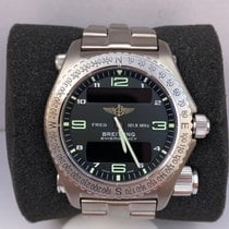 Breitling Emergency E56121.1 2000 pre-owned