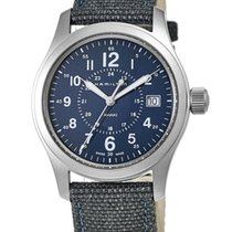 Hamilton Khaki Field Arabic numerals United States of America, New York, Brooklyn