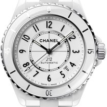 Chanel J12 Ceramic 38mm White United States of America, New York, Airmont
