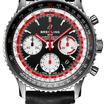 Breitling Navitimer 1 B01 Chronograph 43 Steel 43mm Black United States of America, Iowa, Des Moines