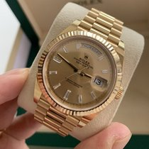 Rolex Yellow gold 40mm Automatic 228238 pre-owned United States of America, California, Newport Beach