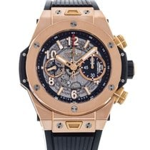 Hublot Big Bang Unico Rose gold 45mm Transparent United States of America, Georgia, Atlanta