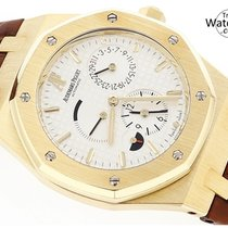 Audemars Piguet Royal Oak Dual Time Yellow gold 39mm White United States of America, Florida, Sunny Isles Beach