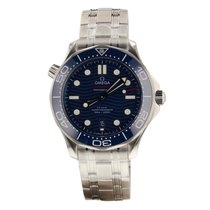 Omega Seamaster Diver 300 M Steel 42mm Blue United States of America, Florida, Miami
