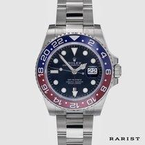 Rolex GMT-Master II 126719BLRO 2019 новые
