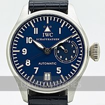 IWC Big Pilot Platino 46mm Azul