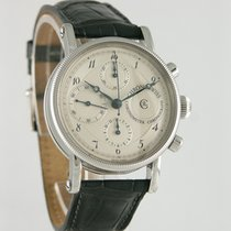 Chronoswiss Acier 38mm Remontage automatique 7523 occasion