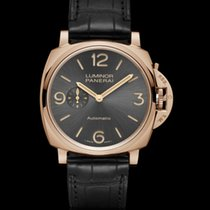 Panerai Red gold 45mm Automatic PAM 00675 new