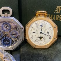 Audemars Piguet Royal Oak De Poche En Platine OR Rose 1993 pre-owned