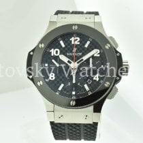 Hublot Big Bang 44 mm Keramikk 44mm Svart Arabisk