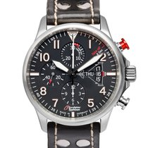 Junkers Steel 42mm Automatic 6826-5 new